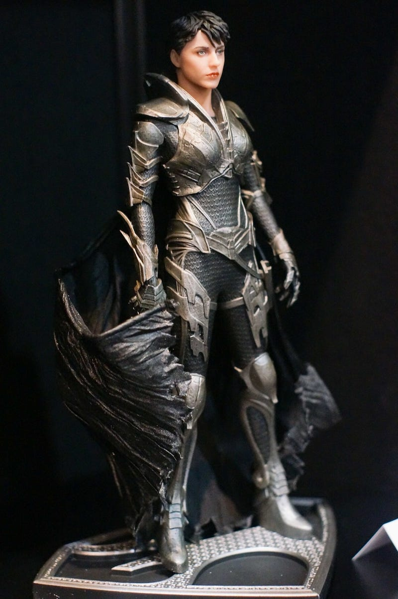 These Toys Give Us The Best Look At Man Of Steel's Villain Yet