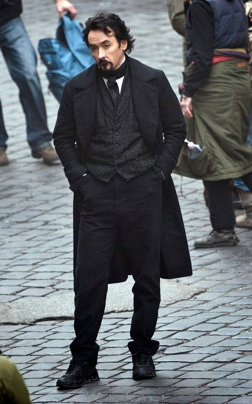John Cusack as Edgar Allen Poe picture