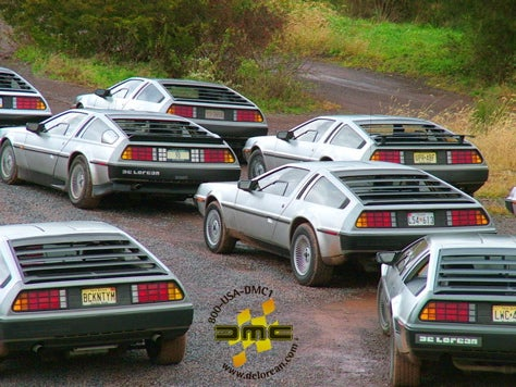 DeLorean Motor Company Planning New... Book
