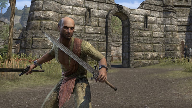 The Saturday Morning Stream: The Elder Scrolls Online