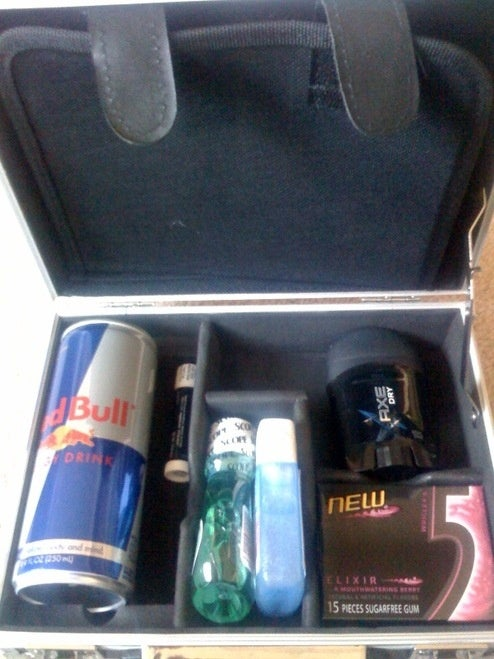 The Briefcase Gaming Survival Kit