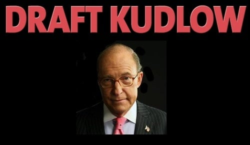 Roger Stone and Friends Want Larry Kudlow in the Senate