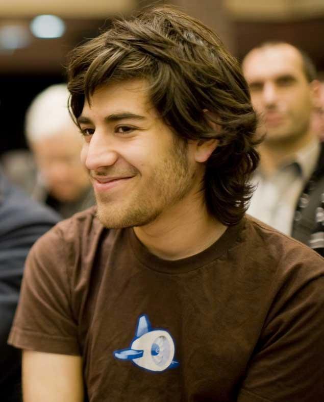 Remembering Aaron Swartz