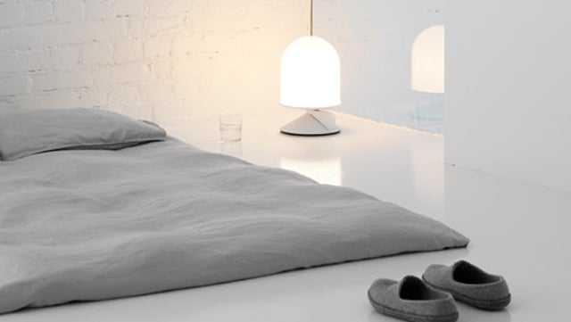 One Swedish Made Light Enlarging Lamp