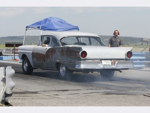 Whoomah! More Vintage Drag Racing Action From Iowa