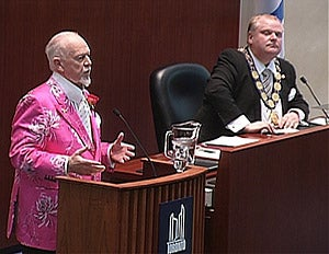 "Don Cherry Hates ""Left-Wing Pinkos,"" Is Completely Insane"