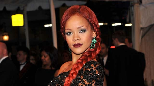 Rihanna Defends Following Chris Brown On Twitter