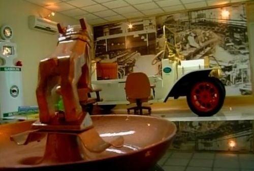 Sudhakar Model T Office