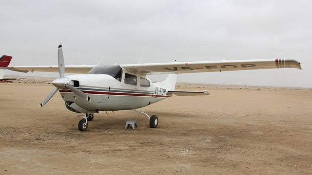 Cessna Pilot Missing After Midair Collision With Air Racing Plane