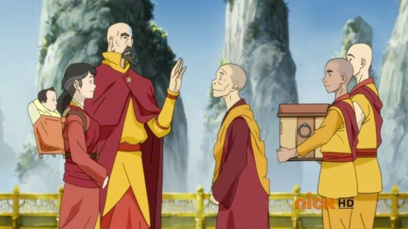 Korra returns with family drama and religious extremism