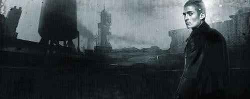 Brooding Citiscapes from Andrew Niccol's New Dystopian Thriller