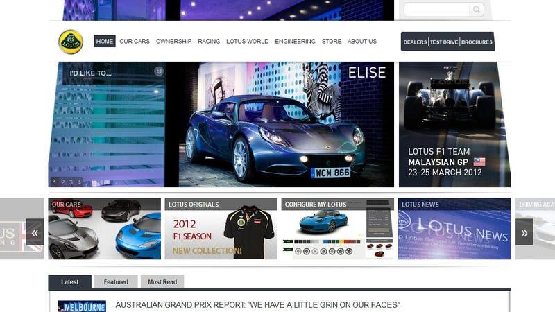 The Ten Worst Automaker Websites