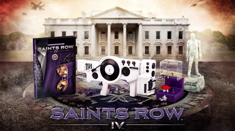 Free Copy Of Saints Row IV With Purchase Of This $99 Dubstep Gun