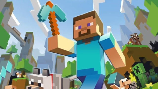 Minecraft Breaks Call of Duty's Grip Atop Xbox Live's Chart