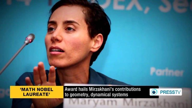 Good Life-Advice From Maryam Mirzakhani
