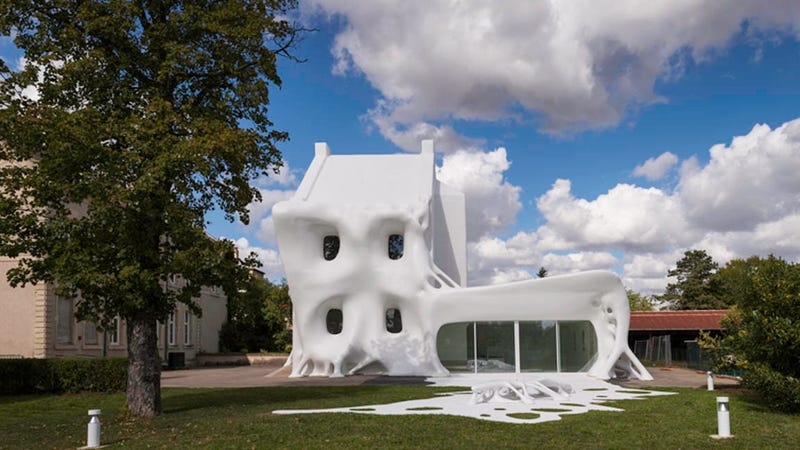 This House Is Not Actually Made Out of Marshmallows