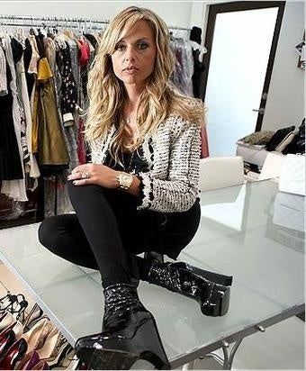 Rachel Zoe: Laying Out Clothes For Celebrities Will Kill You