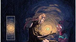 A Beautifully Melancholy Webcomic About The Young Daughter Of Two Demons