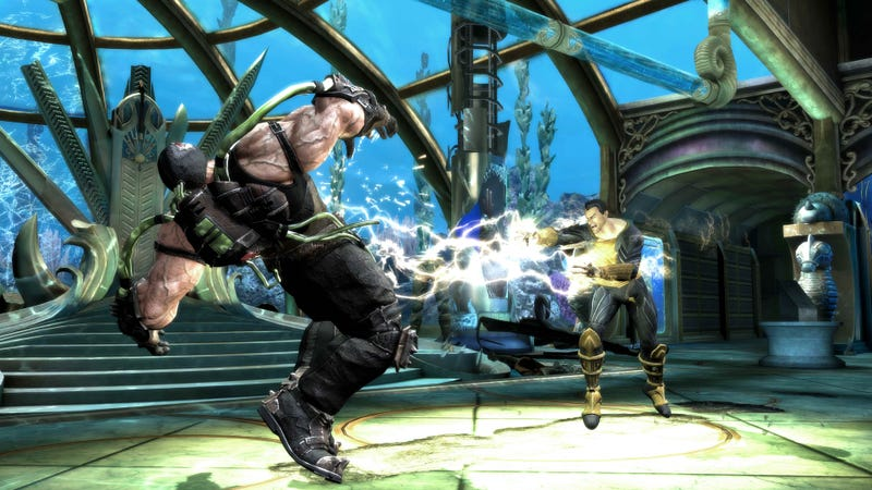 Injustice Gets a Little More Villainous by Adding Black Adam. You Can Try Him Out at PAX East.