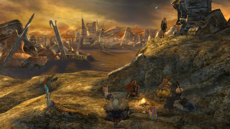 Awesome, Those HD Remakes Of Final Fantasy X And X-2 Are Coming To North America