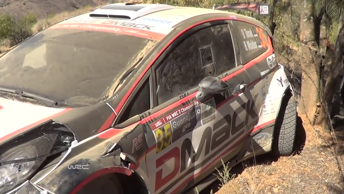 Rally Mexico, Day 2 [LIVE FEED]