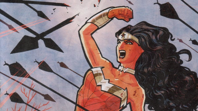 Why the new Wonder Woman comic is like horror movies and the Republican debates