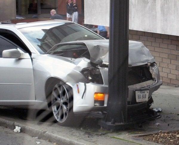 Schadenfreude: The License Plate