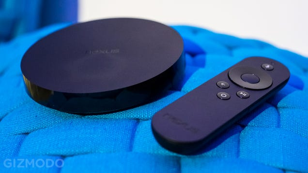 Nexus Player Hands-On: This Is No Nexus Q (Thank Goodness)