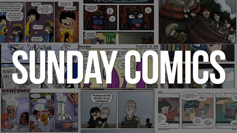 Sunday Comics: Planned Obsolescence