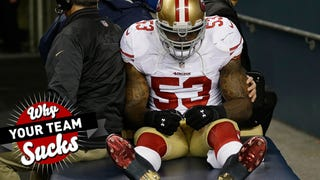 Why Your Team Sucks 2014: San Francisco 49ers