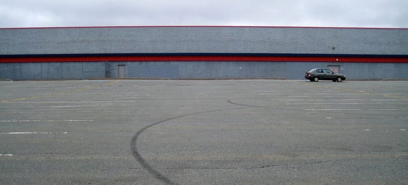 Those Ugly Surface Parking Lots Are Actually Costing Cities Money