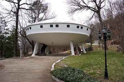 Buildings That Look Like Famous Spaceships: A Gallery