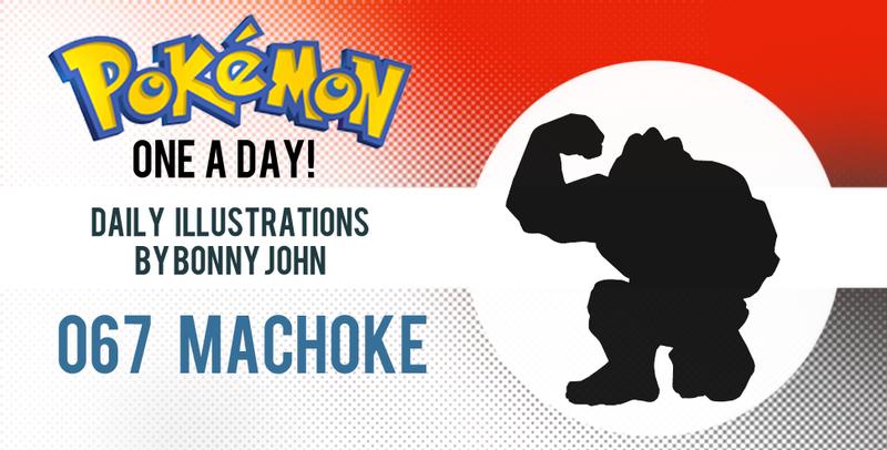 Michelangelo's Machoke? ! Pokemon One a Day!