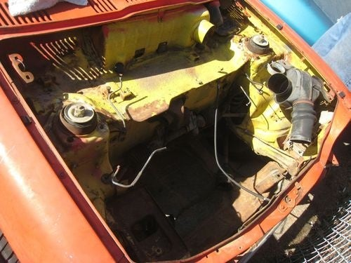 Honda Z600 With Magna V4 Power Readies For Arse Freeze-a-Palooza