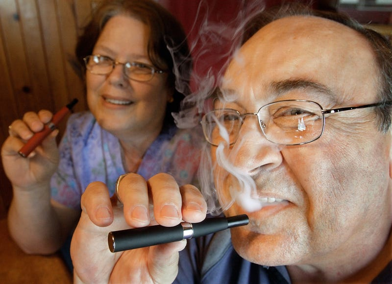 The Government's War on E-Cigarettes