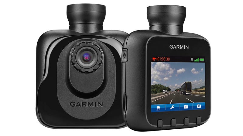 Garmin's Tiny Dash Cam Never Forgets Where or What Happened In a Crash