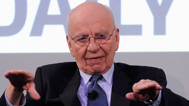 News Corp Shareholders Don't Want Rupert Murdoch Giving All Their Money to His Family