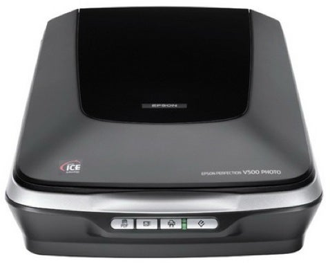 Epson's V500 Color Scanner Works Fast, Lets You Blow Up Pics