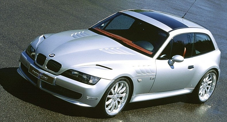 The V12 BMW Z3 that almost was –Labor day weekend Bavarian insanity special part 2