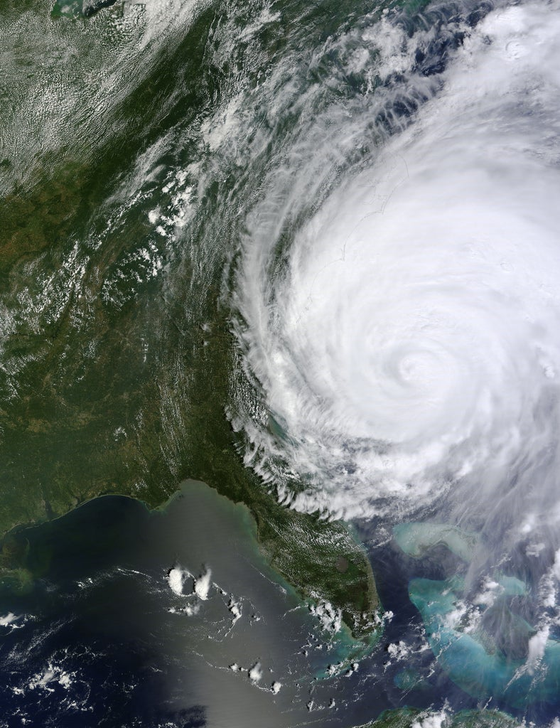 Awesome Full Image of Earth Gives You an Idea of How Huge Hurricane Irene Is (Updated)
