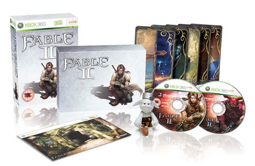 Fable II LCE Drops in Price and Features