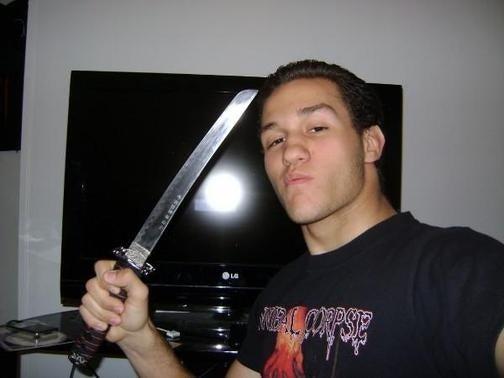 Teen Slay Suspect's Satanic MySpace Page
