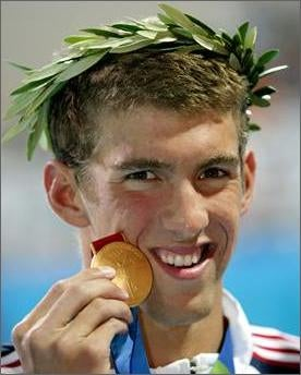 Michael Phelps, Jared From Subway Form Goofy Coalition