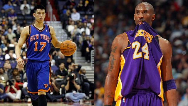 Kobe Bryant Has Never Heard Of Linsanity