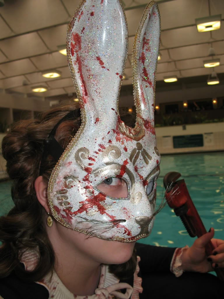 The io9 Halloween costume show gets hot and insane