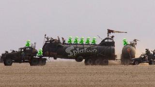 Missing Splatoon Truck Found!