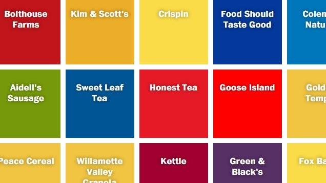 See What Companies Are Really Behind Your Favorite Organic Food Brands