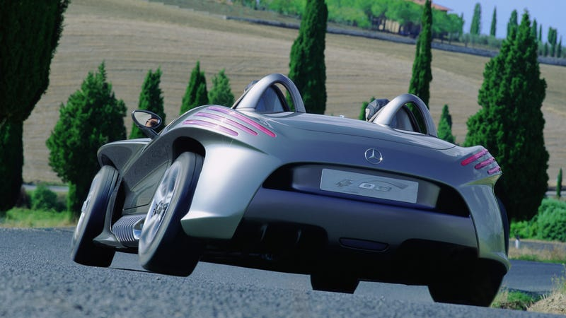 How Two Wacky Concepts Make The S-Class Coupe Lean Like a Skier