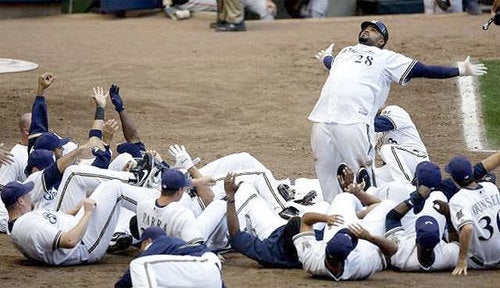 Milwaukee Brewers: Ascot Justice