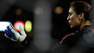 What We Talk About When We Say No One's Talking About Hope Solo
